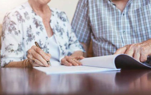 Inheritance and wills - dont jump to conclusions